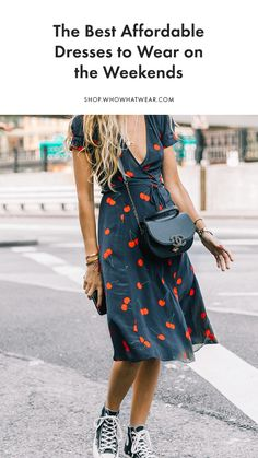 The Best Affordable Dresses to Wear on the Weekends