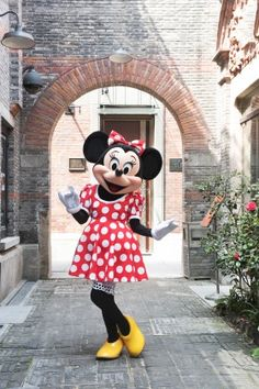 Minnie Mouse Inspires Chinese Fashion Designers | LaughingPlace.com