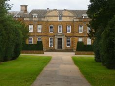 Upton House (National Trust) - The main entrance by Colin Park, via Geograph