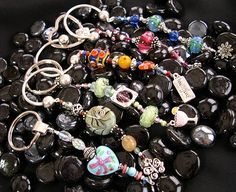 Inspiration photo for beaded keychains