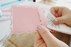 Schritt für Schritt Anleitung für DIY-Freudentränen-Taschentücher Bild 12