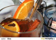 Horký jablečný nápoj recept - TopRecepty.cz Chocolate Fondue, Pudding, Ethnic Recipes, Desserts, Food, Tailgate Desserts, Deserts, Custard Pudding, Essen