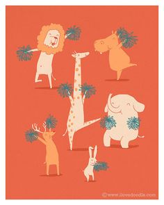 Cheer up! illustration
