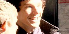 filming sherlock season 3   ... mark gatiss 1 rupert graves sg Series 1 Filming sherlockstuff