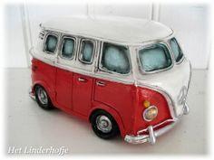 Spaarpot Volkswagen busje