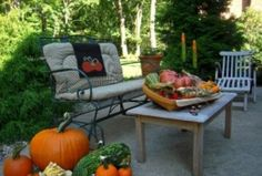 40 IDEAS AUTUMN CLEARANCE VERANDs OR GARDEN