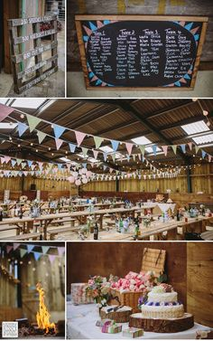 Hill Top Farm Masham Yorkshire Dales Barn Wedding