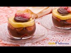 Zuppa inglese, la ricetta di Giallozafferano - YouTube