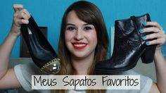 Meus Sapatos Favoritos do Momento!