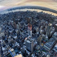 Manhattan - Photography by NoaDigital-Miguel...  Incredible HDR