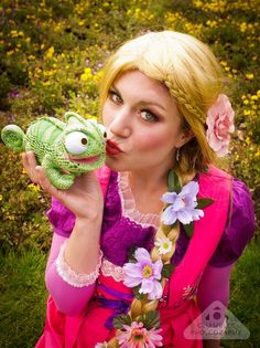 Rapunzel (Tangled) by Chamelle Photography