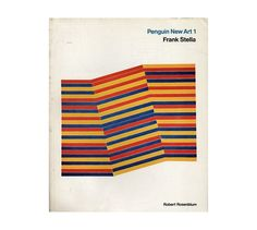 Frank Stella - Penguin new art 1 via Goodmoods