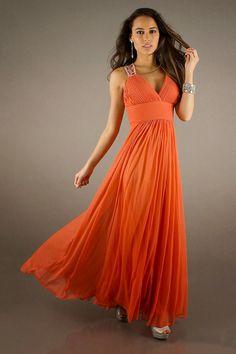 Vestidos Largos Elegantes de Noche - Para Más Información Ingresa en: http://vestidoscortosdemoda.com/vestidos-largos-elegantes-de-noche/