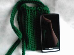 Check out this item in my Etsy shop https://www.etsy.com/listing/518168725/crocheted-green-cross-body-cell-phone