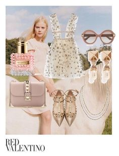 """""""Valentino!"""" by daniela997 on Polyvore featuring RED Valentino and Valentino"""
