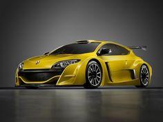 Renault Megane RS Trophy.