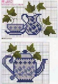 Cross Stitch Owl, Cross Stitch Kitchen, Cross Stitch Borders, Cross Stitch Designs, Cross Stitching, Cross Stitch Embroidery, Cross Stitch Patterns, Machine Embroidery Designs, Embroidery Patterns