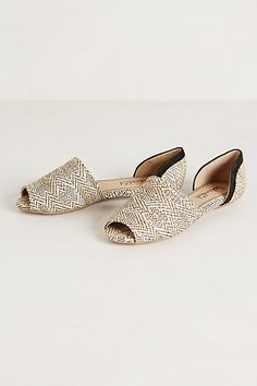 Zapatos de mujer - Womens Shoes - Akron Raffia D'Orsays
