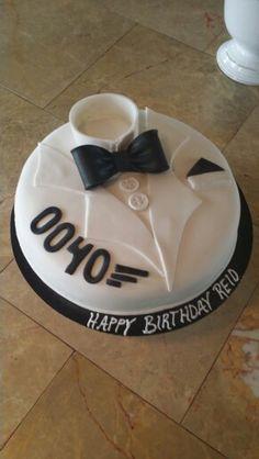 James Bond cake                                                       …