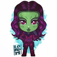 Guardians of the Galaxy: Gamora