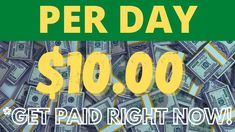 Make $10 Per Day in 5 Minutes or Less! (USING YOUR PHONE) | Make Money O... Make Money From Home, Way To Make Money, Make Money Online, Making 10, Making Ideas, App, Learning, Phone, Telephone