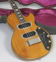 1972 Gibson Les Paul Triumph bass. My favorite bass that I own!