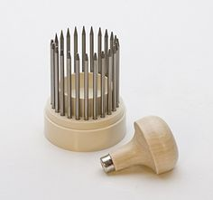 23Pc Beading Tools For Stone Setting