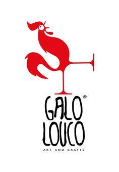 galo louco by FernandoLucas.deviantart.com Logo Branding, Branding Design, Grill Logo, Logo Luxury, Chicken Logo, Logo Restaurant, Galo, Logo Concept, Free Logo