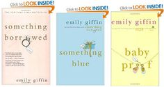 Emily Griffin is an amazing writer. You should read all 5 of them!