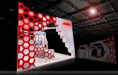 Exhibition Booth 2014 by Nasir Uddin at Coroflot.com