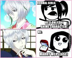 ♡Screw Normal. I want Tomoe.♡ // Kamismama Kiss funny meme
