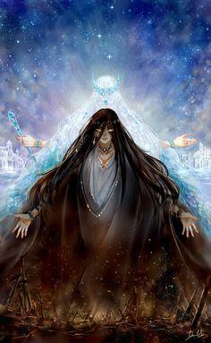 Маnwë y Melkor