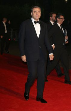 David Walliams at Skyfall premiere in London