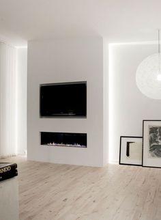 Minimalistic penthouse | Minimalistisch appartement | Schouw