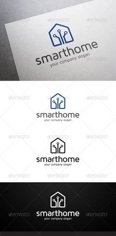 Smart Home Logo #GraphicRiver Description Smart Home Logo is a multipurpose logo. This logo can be used by smart home companies, electrical companies, etc. What's included? 100% vector AI and EPS files CMYK Fully editable – all colors and text can be modified Layered 3 color variations Font Font used: Maven Pro Don't forget to rate if you like! Created: 1 December 13 Graphics Files Included: Vector EPS #AI Illustrator Layered: Yes Minimum Adobe CS Version: CS Resolution: Resizable Tags…