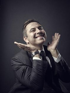 David Walliams by Andy Gotts Love his sense is humor Comedy Actors, Actors & Actresses, Andy Gotts, Little Britain, Britain Got Talent, Popular People, British Comedy, Simon Cowell, Cory Monteith