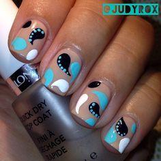 Instagram photo by judyrox  #nail #nails #nailart