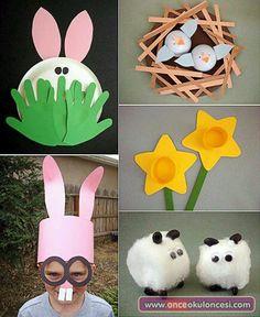 Çeşitli İlkbahar Etkinlikleri - Önce Okul Öncesi Ekibi Forum Sitesi - Biz Bu İşi Biliyoruz