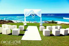 Hastings Point Wedding http://circleofloveweddings.com.au/ Beach Wedding Locations, Wedding Reception Venues, Wedding Ceremony, Wedding Themes, Wedding Decorations, Our Wedding, Indoor Wedding, Garden Wedding, Hastings Point