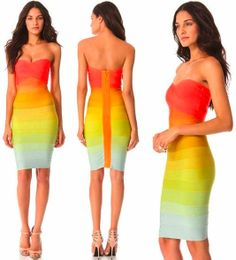 ombre dress - Google Search