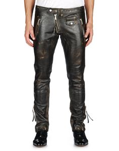 Vinyl Men's Flare Pants // Great Costume! // Faux Leather Pants // Pleather Pants // Sinister Costume Fetish lkIRXL