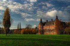 château de Monceau, Belgium