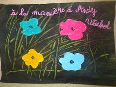 fleurs la manire duandy warhol partage duides pour