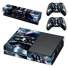 Justice League Or...  http://www.hellodefiance.com/products/justice-league-origins-xbox-one-protector?utm_campaign=social_autopilot&utm_source=pin&utm_medium=pin