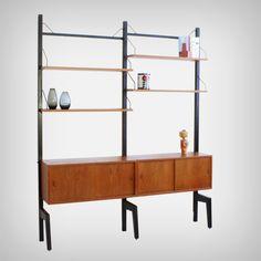 poul cadovius cado royal modular shelving system u2022 good old vintage