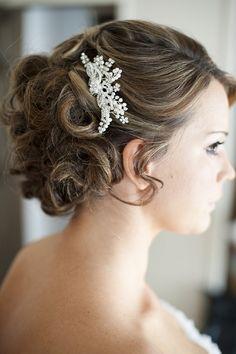 real wedding: spring blossom wedding {vicky & stuart}