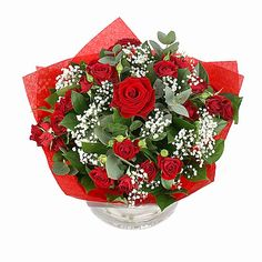 Fairytale Love http://www.serenataflowers.com/en/uk/flowers/next-day-delivery/product/99485/fairytale-love #ValentinesDay #flowers #bouquet #roses #redroses #valentineroses #freedelivery #onlineflowers #onlineflorist #cheapflowers