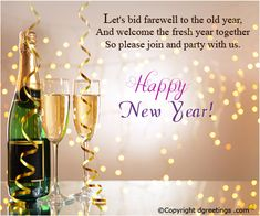 Get ideas about New Year's party for decoration, food and games. Enjoy New Year's party with you friend's at your home. Here read about beautiful party ideas.