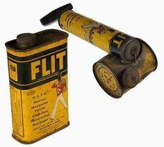 Fluido e bomba para pulverização. Absoluto por décadas no combate à insetos…