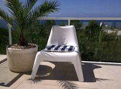 Perfect Seat Outdoor Chairs, Outdoor Furniture, Outdoor Decor, Villa, Home Decor, Garden Chairs, Interior Design, Home Interior Design, Fork